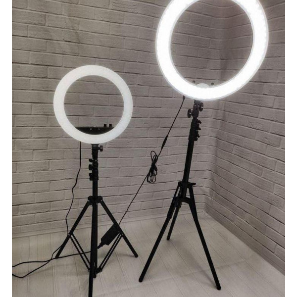 Кольцевая лампа со штативом D40 x3 h210